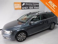 USED 2012 61 VOLKSWAGEN PASSAT 2.0 SPORT TDI BLUEMOTION TECHNOLOGY 5d 139 BHP ISLAND GREY