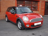USED 2008 58 MINI CLUBMAN 1.6 COOPER D 5d FSH + TIMING BELT REPLACED