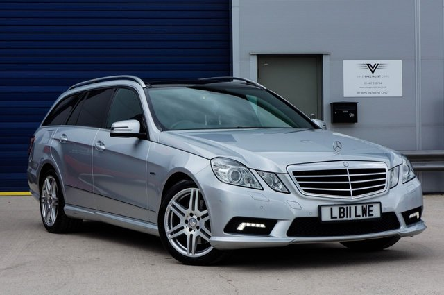2011 11 MERCEDES-BENZ E CLASS 2.1 E250 CDI BLUEEFFICIENCY SPORT AUTO 7 SEATS
