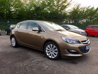 2012 VAUXHALL ASTRA 1.6 SE 5d WITH AIRCON AND ALLOY WHEELS  £5000.00