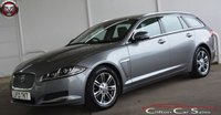 2013 JAGUAR XF 2.2d LUXURY SPORTBRAKE ESTATE AUTO 163 BHP £13990.00