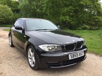 USED 2009 BMW 1 SERIES 2.0 118D SPORT 2d 141 BHP 1 Owner, Low Road Tax, 55MPG
