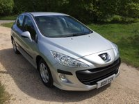 USED 2011 11 PEUGEOT 308 1.6 S HDI 5d AUTO 112 BHP Alloy Wheels, Low Mileage, A/C