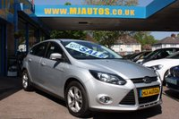 USED 2013 62 FORD FOCUS 1.0 ZETEC 5dr 124 BHP LOW MILES | FULL MOT ON DELIVERY | FINANCE AVAILABLE