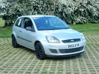 2006 FORD FIESTA 1.2 STYLE CLIMATE 16V 3d 78 BHP £1995.00