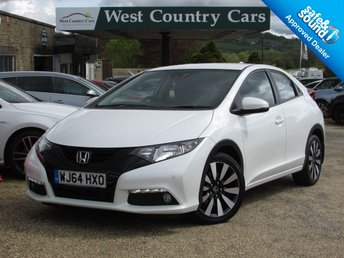 2014 HONDA CIVIC 1.8 I-VTEC SE PLUS 5d 140 BHP £11000.00