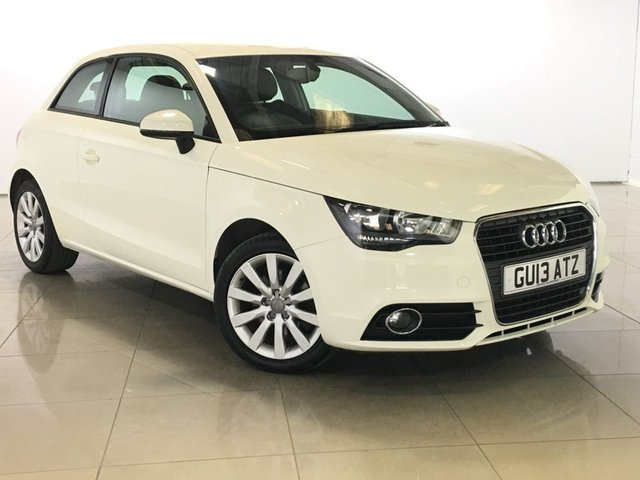 View our 2013 13 AUDI A1 1.4 TFSI SPORT 3d AUTO 122 BHP