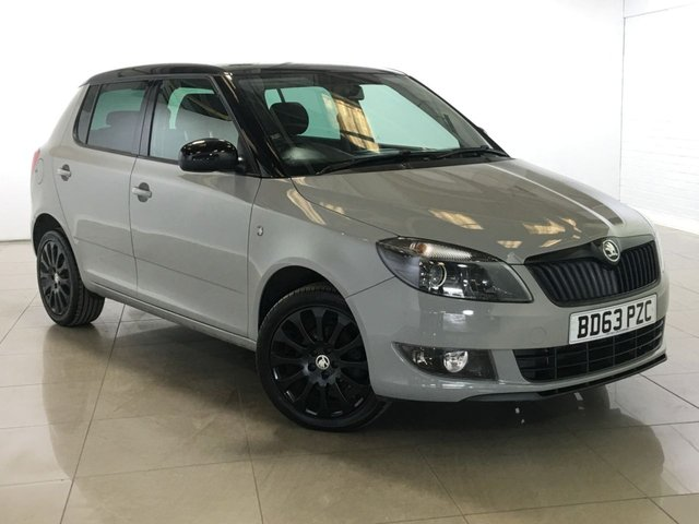 View our 2013 63 SKODA FABIA 1.2 REACTION 12V 5d 68 BHP