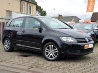 USED 2009 59 VOLKSWAGEN GOLF PLUS 1.4 SE TSI 5d 121 BHP