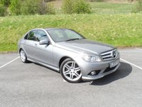 USED 2009 59 MERCEDES-BENZ C CLASS 2.1 C250 CDI BLUEEFFICIENCY SPORT 4d AUTO 204 BHP LOADS OF SERVICE HISTORY WITH INVOICES