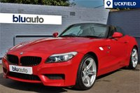 USED 2012 62 BMW Z4 2.0 S DRIVE M SPORT ROADSTER 181 BHP Immaculate Condition...Low Mileage...