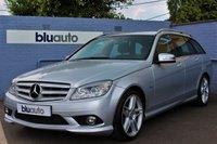 2010 MERCEDES-BENZ C 220 2.1 CDI BLUE EFFICIENCY SPORT 5d AUTO 170 BHP £SOLD