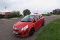 2012 VAUXHALL CORSA 1.2 LIMITED EDITION,Alloys,Air Con,MP3 Player £4995.00