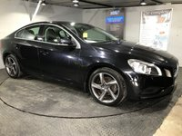 USED 2012 12 VOLVO S60 1.6 DRIVE R-DESIGN S/S 4d 113 BHP Fully stamped service history, Low mileage, stunning looking