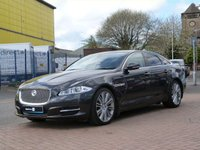 2012 JAGUAR XJ 3.0 D V6 PREMIUM LUXURY SWB 4d AUTO  £SOLD