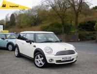 2009 MINI CLUBMAN 1.4 ONE 5d 94 BHP £5390.00