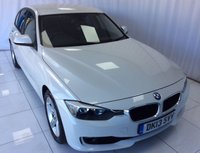 2013 BMW 3 SERIES 2.0 318D SE 4d 141 BHP £10500.00