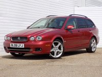 2008 JAGUAR X-TYPE