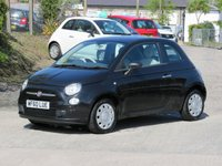 2010 FIAT 500 1.2 POP 3d 69 BHP £4695.00