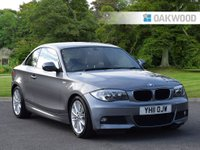 2011 BMW 1 SERIES 2.0 118D M SPORT 2d 141 BHP £SOLD