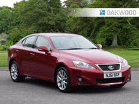 2011 LEXUS IS 2.2 200D ADVANCE 4d 148 BHP £SOLD