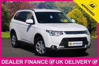 USED 2015 15 MITSUBISHI OUTLANDER 2.2 DI-D COMMERCIAL 4WD AIR CON CRUISE AIE CONDITIONING CRUISE CONTROL 4WD ECO MODE