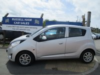 USED 2011 11 CHEVROLET SPARK 1.2 LS 5d 80 BHP Chain Driven Engine. £30 Road Tax. 8 Stamps Of Service History .1 Former Keeper .New MOT & Full Service Done on purchase + 2 Years FREE Mot & Service Included After . 3 Months Russell Ham Quality Warranty . All Car's Are HPI Clear . Finance Arranged - Credit Card's Accepted . for more cars www.russellham.co.uk  - . Spare Key-Owners Book Pack.