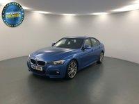 USED 2015 15 BMW 3 SERIES 3.0 330D M SPORT 4d AUTO 255 BHP SALOON