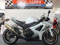 2008 SUZUKI GSXR 1000 998cc GSXR 1000 K8  £6295.00