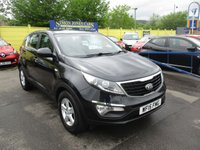 USED 2015 15 KIA SPORTAGE 1.6 1 5d 133 BHP GREAT VALUE KIA SPORTAGE PETROL !!