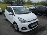 USED 2015 15 HYUNDAI I10 1.0 SE 5d 65 BHP VERY CLEAN LOW MILEAGE EXAMPLE !!