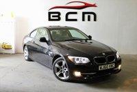 2010 BMW 3 SERIES 2.0 320D SE 2d 181 BHP £6985.00
