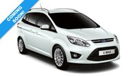 USED 2013 13 FORD GRAND C-MAX 1.6 TITANIUM ECOBOOST 150 BHP THIS VEHICLE IS AT SITE 2 - TO VIEW CALL US ON 01903 323333