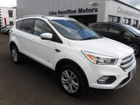 USED 2017 17 FORD KUGA 2.0 ZETEC TDCI 5d 148 BHP 4X4 APPEARANCE PACK