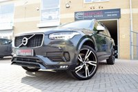 USED 2016 16 VOLVO XC90 D5 2.0 R-DESIGN AWD AUTOMATIC