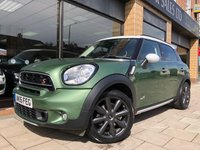 2015 MINI COUNTRYMAN 1.6 COOPER S ALL4 5d AUTO 184 BHP £17450.00