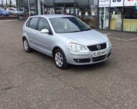 USED 2009 09 VOLKSWAGEN POLO 1.4 MATCH TDI 5d 68 BHP NO DEPOSIT AVAILABLE, DRIVE AWAY TODAY!!