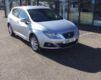 2011 SEAT IBIZA 1.2 CR TDI ECOMOTIVE SE COPA 5d 74 BHP £3995.00