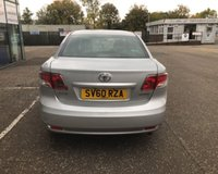 USED 2010 60 TOYOTA AVENSIS 1.8 VALVEMATIC TR 4d 145 BHP NO DEPOSIT AVAILABLE, DRIVE AWAY TODAY!!