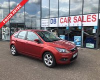 USED 2009 09 FORD FOCUS 1.6 ZETEC 5d 100 BHP NO DEPOSIT AVAILABLE, DRIVE AWAY TODAY!!