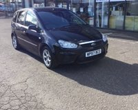 2008 FORD C-MAX 1.8 STYLE TDCI 5d 116 BHP £2995.00