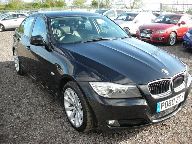 2010 60 BMW 3 SERIES 2.0 318D SE BUSINESS EDITION 4d 141 BHP