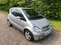 USED 2003 52 MERCEDES-BENZ A CLASS 1.4 A140 AVANTGARDE SWB 5d 82 BHP 6, 12 or 24 MONTHS NATIONWIDE MECHANICAL BREAKDOWN PARTS+LABOUR AVAILABLE FROM £100 EXTRA