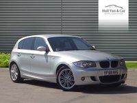 2009 BMW 1 SERIES 2.0 118D M SPORT 5d 141 BHP £5495.00