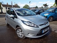 USED 2009 59 FORD FIESTA 1.6 ECONETIC TDCI 5d 88 BHP