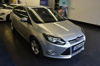 2013 FORD FOCUS 1.6 ZETEC 5d AUTO 124 BHP £SOLD