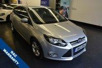 2013 FORD FOCUS 1.6 ZETEC 5d AUTO 124 BHP £8495.00