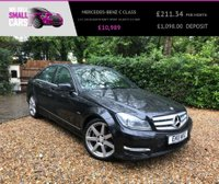 USED 2011 11 MERCEDES-BENZ C CLASS 1.8 C180 BLUEEFFICIENCY SPORT 4d AUTO 155 BHP SAT NAV 1/2 LEATHER NEW SHAPE RARE CAR LOW MILES FULL SERVICE