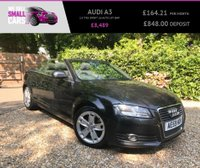 USED 2009 59 AUDI A3 2.0 TFSI SPORT 2d AUTO 197 BHP FACTORY BLUETOOTH REAR PARK SENSORS FULL SERVICE 17 INCH ALLOYS RARE AUTO LOW MILES