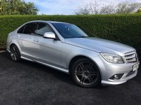 2007 MERCEDES-BENZ C CLASS 2.1 C220 CDI SPORT 4d 168 BHP, SUPERB CONDITION THROUGHOUT, FULL SERVICE HISTORY £SOLD